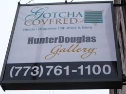 Gotcha Covered Blinds Gotcha Covered In Chicago Il Window Treatments