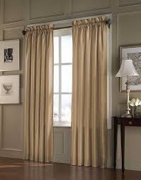 Grey Faux Suede Curtains Curtains Duck River Bali Faux Silk Grommet Panel Curtains Set Of