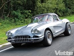 1962 corvette pics 1962 chevy corvette silver rides again magazine