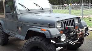 old white jeep wrangler my 1995 jeep wrangler yj youtube