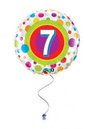 free balloon delivery seven to twelve birthday balloons with balloonfactory ie