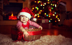 baby christmas 30 most beautiful merry christmas wallpapers free