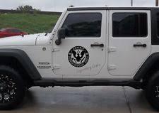 zombie hunter jeep zombie response vehicle graphics decals ebay