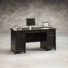 Sauder Registry Row Desk Sauder Edge Water Computer Desk Multiple Finishes Walmart Com