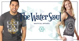 buy boating clothes t shirts u0026 accessories the water soul