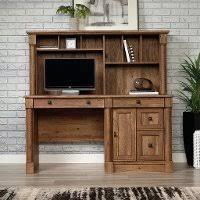 Oak Crest Desk L Shaped Oak Corner Desk Vine Crest Rc Willey Furniture Store