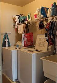Decorated Laundry Rooms Functional Laundry Room Facelift Hometalk