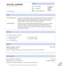 layout of a good resume resume layout 2017