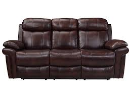Power Recliner Leather Sofa Leather Italia Usa Shae Joplin Power Reclining Leather Sofa
