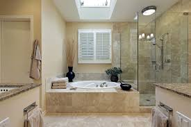 bathroom tub tile ideas half hexagonal glass shower space decorated chandelier tub tile