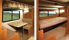 Rv Dinette Booth Bed Bunk Bed Over Rv Dinette Rv Pinterest Bunk Bed Rv And Camping