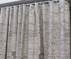 Shower Curtains With Writing Great Shower Curtains With Writing Inspiration With Shower Curtain