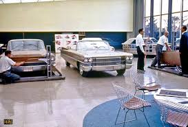 a sixties tour of general motors innovative styling section the