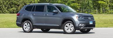 vw atlas 2018 volkswagen atlas suv done the american way consumer reports