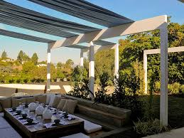 Plants For Pergola by Pergola Modern Design For Patio With Covered In The Backyard Patio