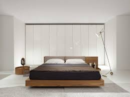 Modern Wooden Box Beds Double Bed Contemporary Wooden For Hotel Rooms Taiko Porro