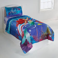 Disney Princess Twin Comforter Disney U0027s Little Mermaid Twin Comforter