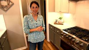 fixer upper small space kitchen design youtube
