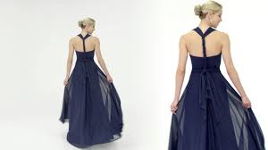 the convertible dress alfred angelo style 7395l youtube