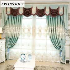 online get cheap decorative luxury curtains aliexpress com