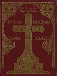 catholic stores online haydock bible the douay rheims and new testament online