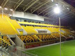 Rudolf-Harbig-Stadion