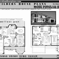 modern two story house plans modern house plans two story open floor plan unique for small homes