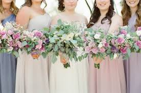 bridesmaid flowers wedding flowers from buckets fresh flower market your local