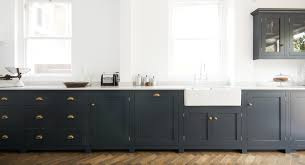 kitchen marvelous white painted wall nice dark gray shaker style