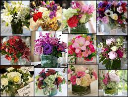 popular ideas for wedding flowers with do it yourself wedding