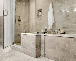 Gray And Tan Bathroom - tan bathroom tiles home design ideas pictures remodel and decor