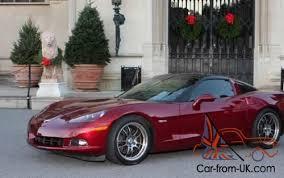 2007 chevrolet corvette coupe chevrolet corvette coupe
