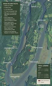 Maine Atv Trail Map Pdf Swan Island Wildlife Management Area Recreational Opportunities