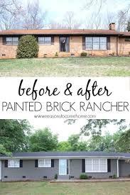 gorgeous best 25 brick ranch houses ideas on pinterest brick ranch
