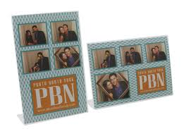 photo booth picture frames wholesale 4x6 acrylic frame photo booth nook