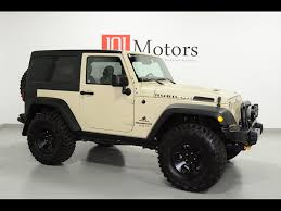 black aev jeep 2011 jeep wrangler rubicon 6 4l hemi for sale in tempe az stock