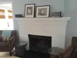 should i paint my fireplace lorri dyner design