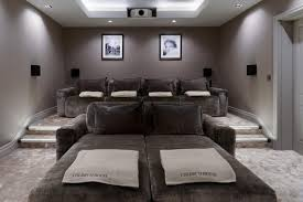check out the plush home cinema seating by coleccion alexandra