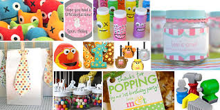 1st birthday party favors 1st birthday party ideas birthday in a box