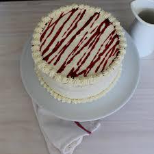 raspberry and white chocolate cake plus enter to win a kitchenaid