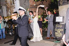 second line wedding ceremony grand exit ideas for your wedding