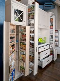 kitchen pantry storage cabinet broom closet home design ideas