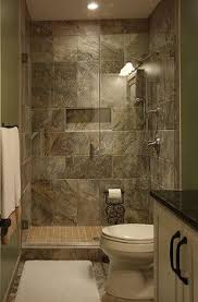 small bathroom shower remodel ideas rock the shower feelings rock and small spaces
