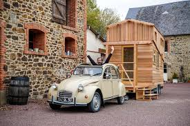 Tiny House On Foundation Plans by French Tiny House Movement Growing With