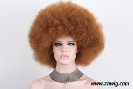 Fluffy Halloween Costumes Afro Clown Wigs Halloween Costumes Fluffy Brown Hairs U2013 Halloween