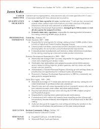 Resume Examples For Customer Service Representative by Sample Resume For Customer Service Rep Free Resume Example And