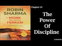the monk who sold his audio free the power of discipline chapter 10 the monk who sold his