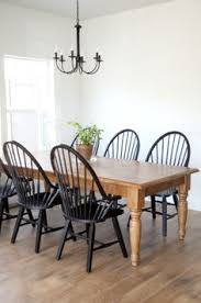Black Windsor Chairs Love These Black Windsor Chairs They Really Make The Room Great