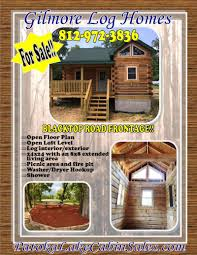 Open Floor Plans Log Homes by Gilmore Log Homes Cabins
