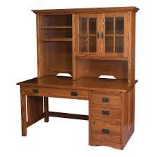 60 desk with hutch mission desk 60 shipshewana furniture co